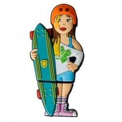 Memorias USB longboard chica