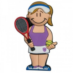 Memorias USB chica tenista 2