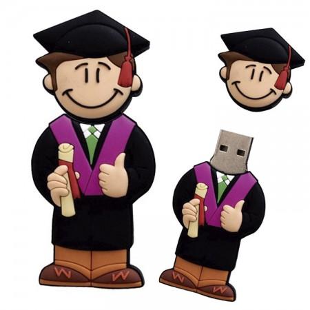 Memorias USB graduado con beca