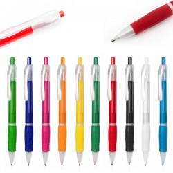 Bolígrafos baratos Top Ventas para publicidad en varios colores