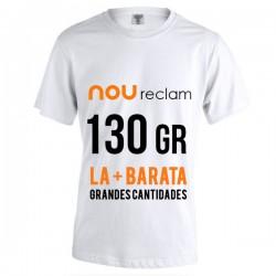 Camisetas blancas personalizadas más baratas, Oferta Outlet