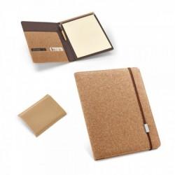 Portafolios de corcho tamaño A4 ecológico