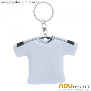 original llavero en forma de camiseta que puede encontrar en nuestro catalogo de productos y si no le va bien esta opcion hay otros tipos de llaveros disponibles
