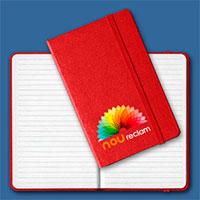 Libretas y blocs personalizados